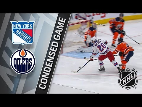 03/03/18 Condensed Game: Rangers @ Oilers
