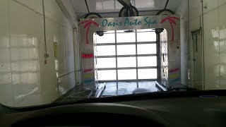 Review of the Oasis Auto Spa in Norwich