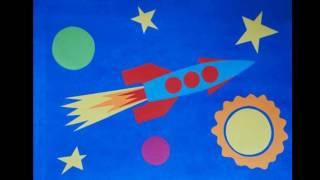 Поделки ко Дню космонавтики 1 класс своими руками(, 2017-04-10T18:52:37.000Z)
