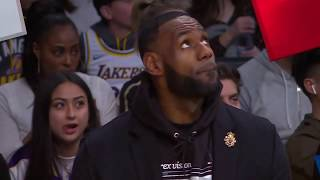 Los Angeles Lakers vs Denver Nuggets | December 22, 2019