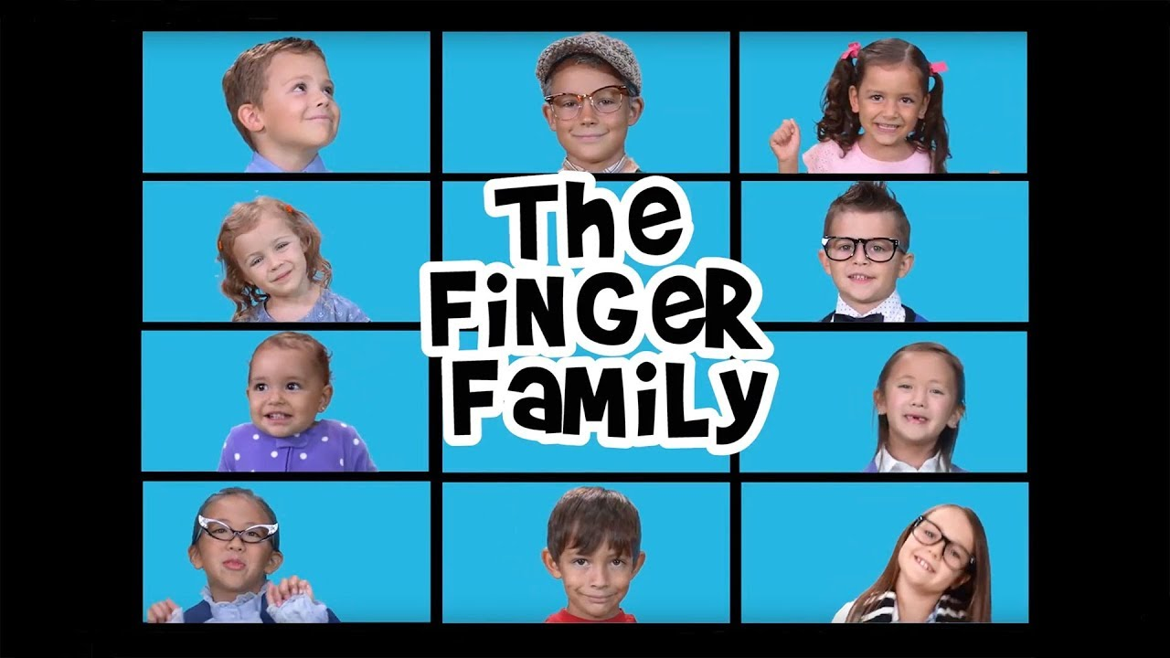 The Finger Family Song