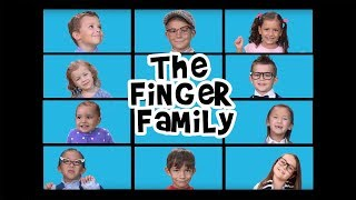 Gambar cover The Finger Family Song