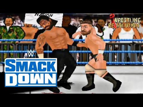 Download Roman Reigns vs. Daniel Bryan – WWE Universal Title Match: SmackDown, Apr. 30, 2021 | WR2D