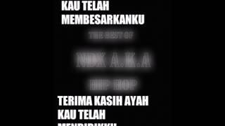 Lirik Lagu NDX AKA ~ Dear My Ortu