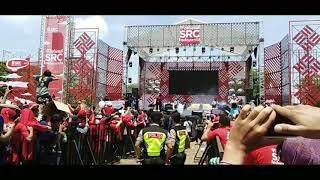 Mantan Tersayang Via Vallen ada di Stadion Diponegoro Semarang
