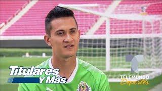 Raúl Gudiño quiere que Chivas sea protagonista en el Mundial de Clubes | Telemundo Deportes