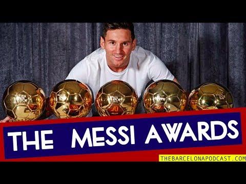 The Messi Awards | Barca End of Season Awards 2016/17