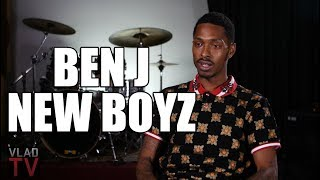 Ben J on Airport Fight that Ended the New Boyz, Tinashe Part of the Problem (Part 3)