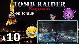 """[TRLE] Tomb Raider Requiem - Co-Op Torgus - LvL3 [2/4] - """"Kręcące gołąbki"""""""