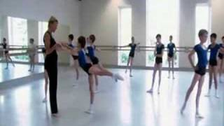 Boys @ Royal Ballet School Documentary