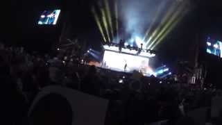 INTRO - Thirty Seconds to Mars 2013 Warszawa