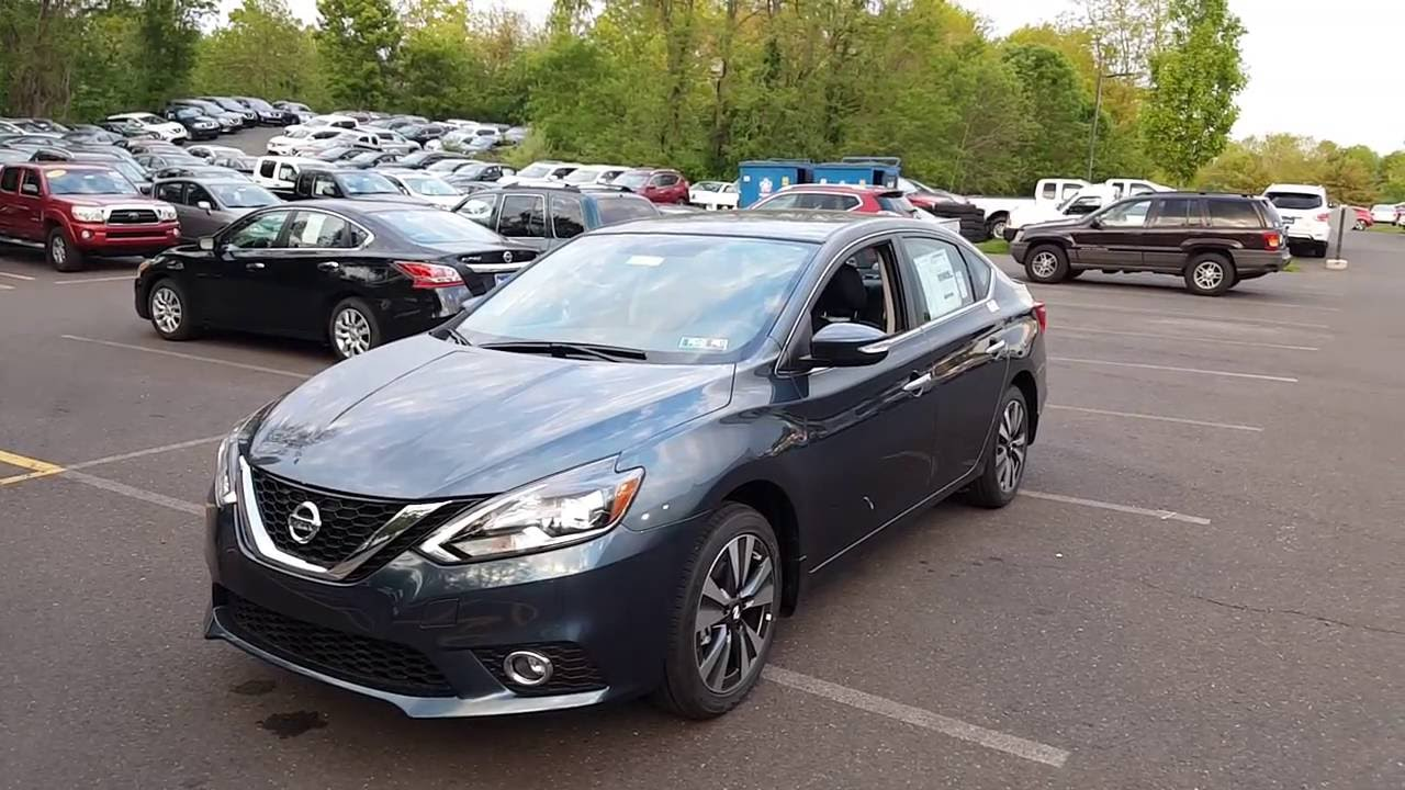 Fully Loaded 2016 Sentra For Michael