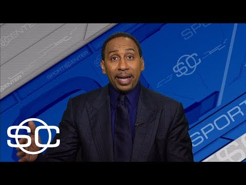 Stephen A. Smith says Lonzo Ball is