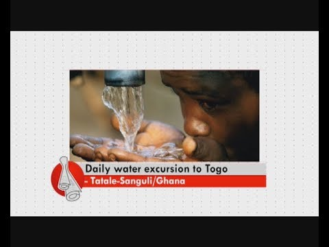 Daily water excursion to Togo - Don't Think Far News (3-3-18)