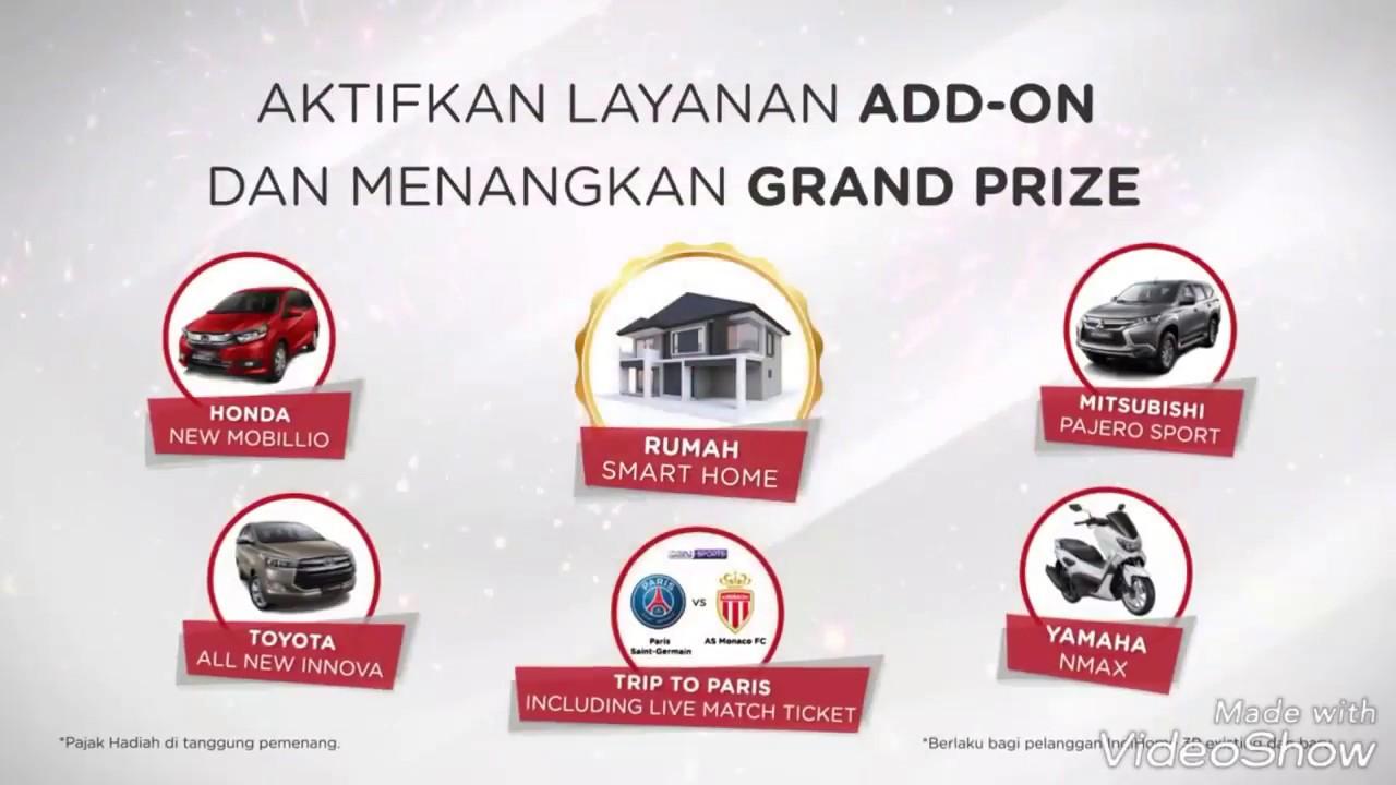 Promo Indihome Paket Natal & Tahun Baru 2017 Palu Sul-teng ...