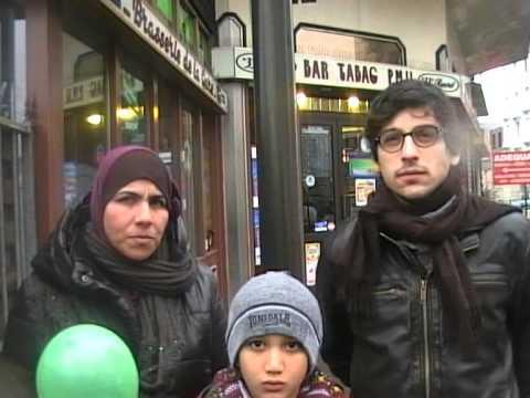 Interview enseignant et parent d'élève du collège Victor Hugo à Aulnay-sous-Bois