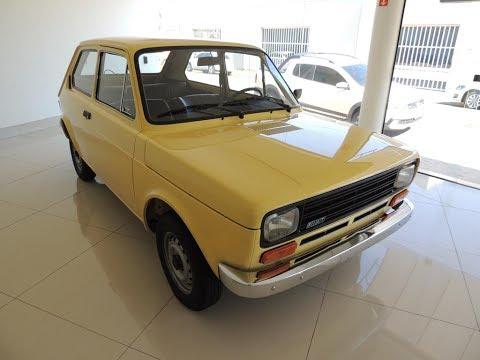Fiat 147l 1979 Com 27 000 Km Originais Reginaldo De Campinas Youtube