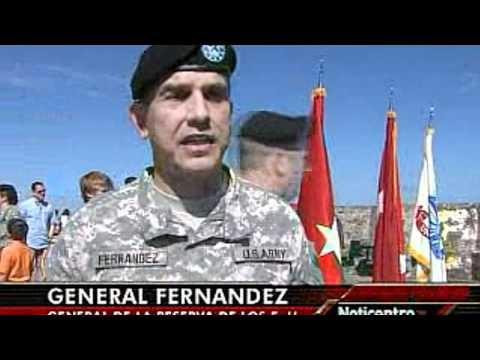 Puerto Rico U.S.A es la Nueva casa del Army Reserve/ is the New Home
