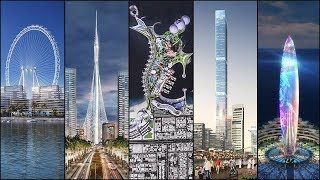 Top 5 Dubai Mega Projects Being Built Right Now