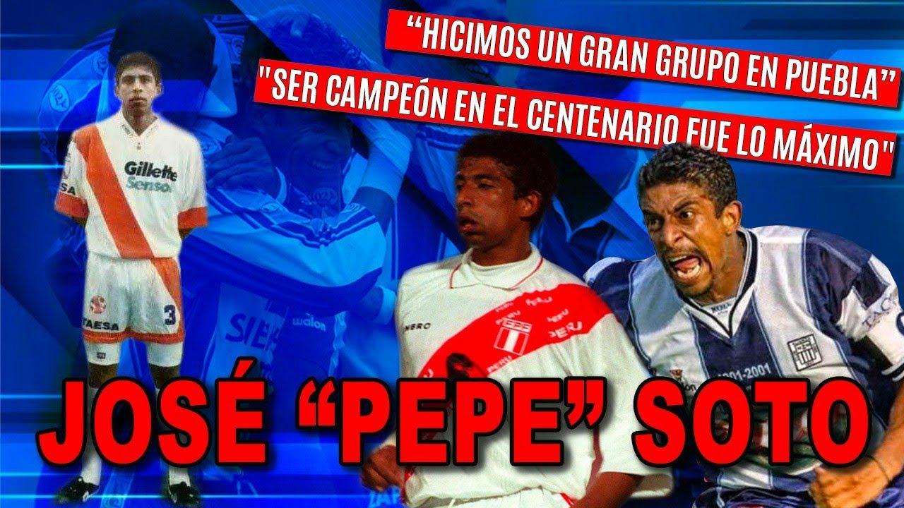 """Pepe Soto:""""Mi abuelo decía que para triunfar en Alianza tenía que esforzarme y ganar a la tribuna"""""""