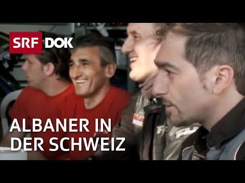 Die guten Albaner   Erfolgreiche Integration in der Schweiz   Doku   SRF DOK