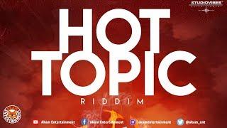 Mr Vegas - Mad Mi [Hot Topic Riddim] May 2018