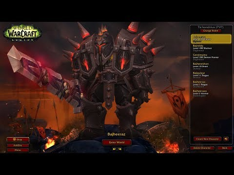 Bajheera - Arms Warrior / Holy Paladin 2v2 Arena Session - WoW Legion 7.3 Warrior PvP