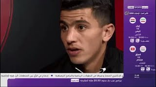 [ مقابلة لقنات بين سبورت ]يوسف عطال لاعب نيس يتحدث عن حياته الكروية و مستقبله مع المنتخب الجزائري