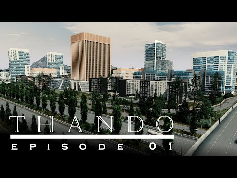 Download Cities Skylines - Thando: 01 - First downtown suburb