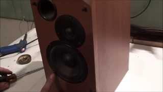 Жөндеу Sven акустикалық жүйесін