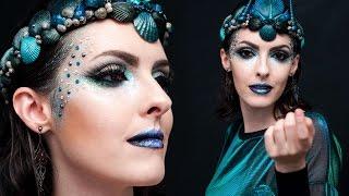 Sereia Dark Gótica Trevosa - Get ready with me Carnaval 2016 + vlog - Karen Bachini