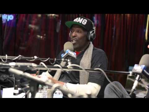Michael K Williams Explains His Scars - @OpieRadio @JimNorton