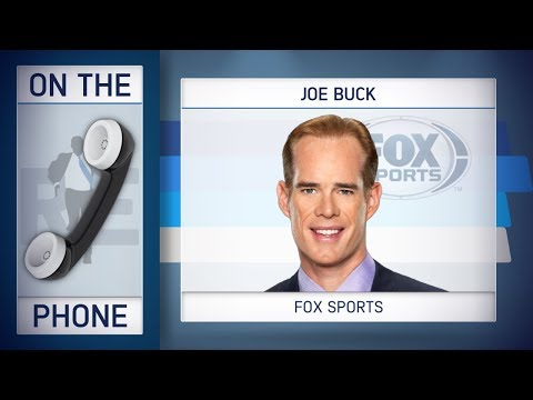 FOX Sports' Joe Buck Talks Vikings/Saints & More w/Rich Eisen   Full Interview   1/15/18