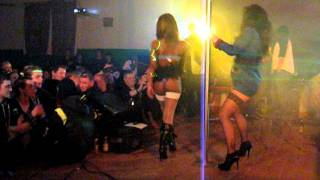 Iron Horsemen MCC Ireland - strippers show 2011
