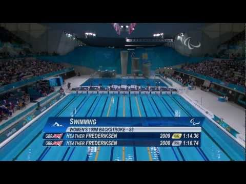 Swimming - London 2012 Paralympic Games