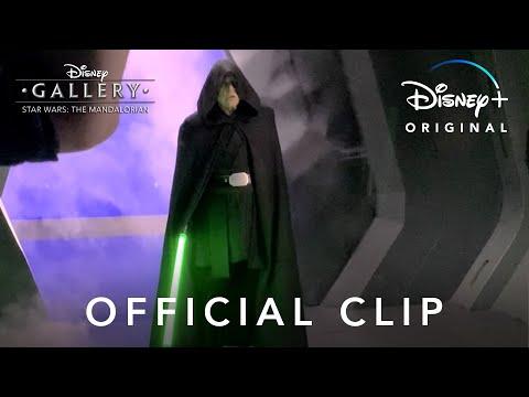 """""""A Good Feeling"""" Official Clip   Disney Gallery: The Mandalorian   Disney+"""