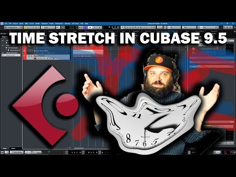Cubase 9.5 Tutorial – Time Stretching