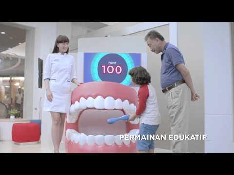 Pusat Kesehatan Gigi Dan Mulut Pertama di Indonesia : Pepsodent Dental Expert Center