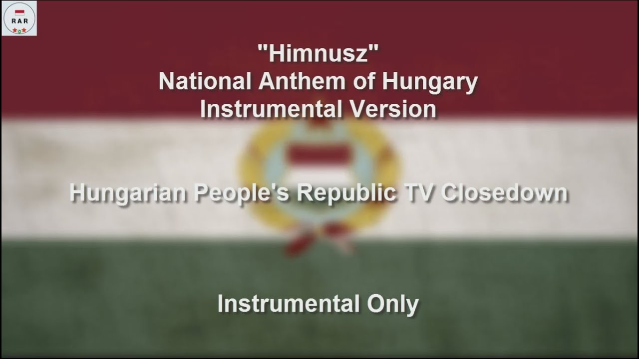 Download Himnusz TV Hungarian People's Republic - Instrumental Only