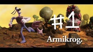 Armikrog Walkthrough (no commentary) Part 1