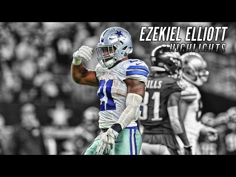 "Ezekiel Elliott || ""Too Young"" 