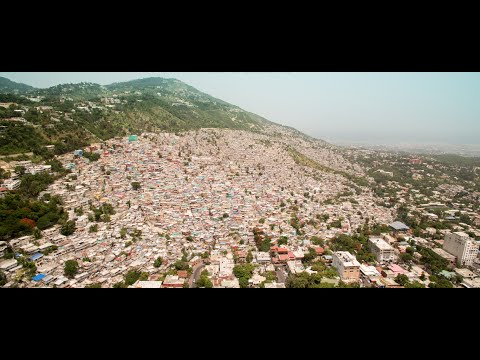 Jalouzi - Petion Ville,  HAITI (DRONE 4K)