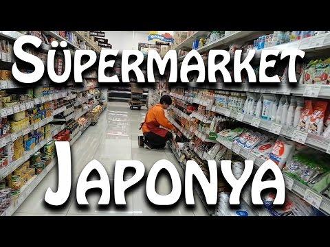 Süpermarket Alışverişi | Kasiyersiz gibi? | Japonya | Japonic