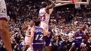 Michael Jordan's Pass To Steve Kerr For the Title