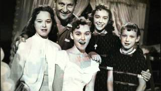 The Lennon Sisters with the Lawrence Welk Orchestra - Tonight You Belong to Me (1956)