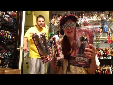 Grims Toy Show ep 519: Heel Wife tries to...