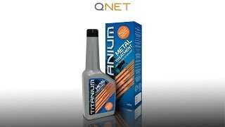 QNET presents Titanium Metal Treatment