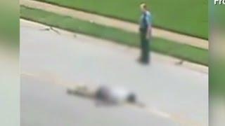 Witness describes Michael Brown shooting