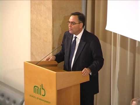 Master Insurance & Risk Graduation: Roehler, CEO Allianz Spa