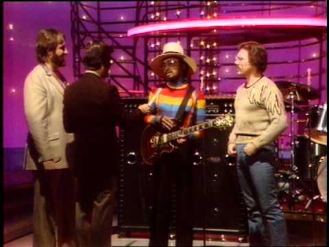 Dick Clark Interviews The Association - American Bandstand 1981